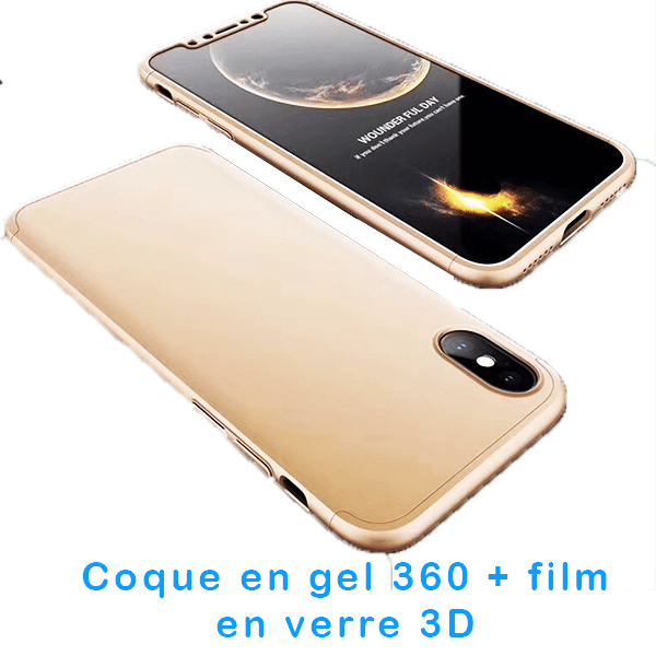 coque iphone 6 gel 360