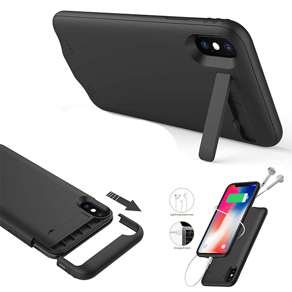 coque regargeable iphone xr